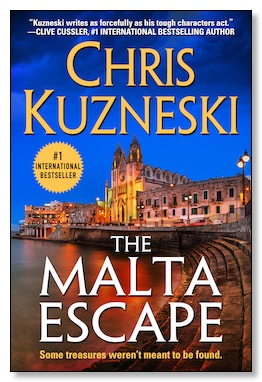 The Malta Escape - 240x360 Bold